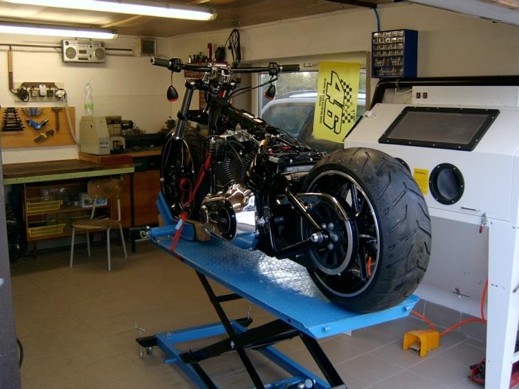 Diagnostika Harley Davidson + Buell